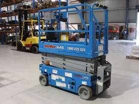 2014 Model Genie GS1932 � 19? Narrow Electric Scissor Lift - picture1' - Click to enlarge