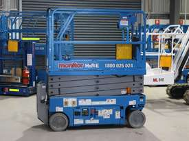 2014 Model Genie GS1932 � 19? Narrow Electric Scissor Lift - picture3' - Click to enlarge