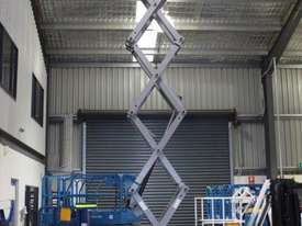 2014 Model Genie GS1932 � 19? Narrow Electric Scissor Lift - picture5' - Click to enlarge