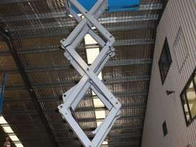 2014 Model Genie GS1932 � 19? Narrow Electric Scissor Lift - picture6' - Click to enlarge