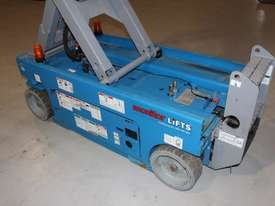 2014 Model Genie GS1932 � 19? Narrow Electric Scissor Lift - picture8' - Click to enlarge
