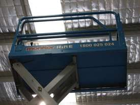 2014 Model Genie GS1932 � 19? Narrow Electric Scissor Lift - picture9' - Click to enlarge