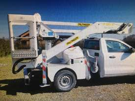 13m  Ute Mounted EWP - picture0' - Click to enlarge