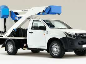 13m  Ute Mounted EWP - picture2' - Click to enlarge