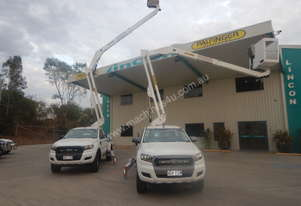 13m  Ute Mounted EWP