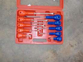 Unused 10pc Screwdriver Set - 3836-23 - picture1' - Click to enlarge