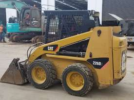 2008 CAT 226B track loader - picture3' - Click to enlarge