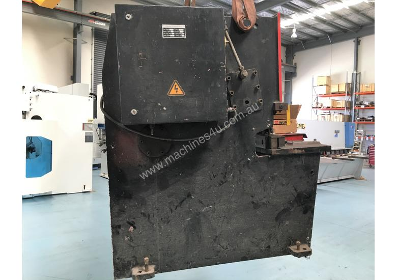 CMT 4 x 2500mm Guillotine