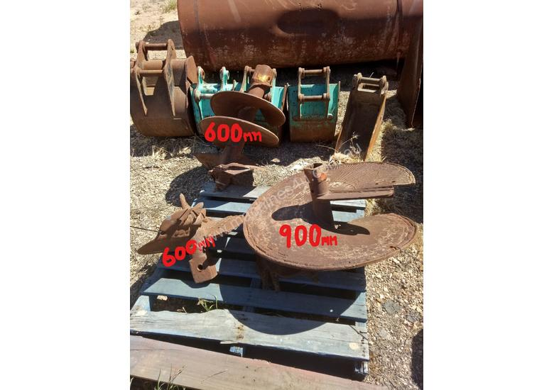Custom 900mm diameter Aunger Bit Auger-Bit Attachments