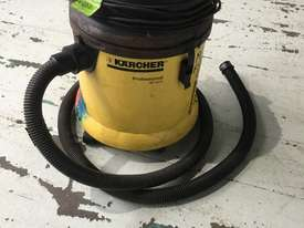 Karcher Wet & Dry Vacuum Cleaner Electric 240 Volt Model NT 27/1 - picture9' - Click to enlarge