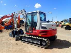Takeuchi TB290 Excavator - picture1' - Click to enlarge