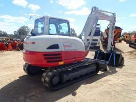 Takeuchi TB290 Excavator - picture2' - Click to enlarge