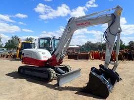 Takeuchi TB290 Excavator - picture3' - Click to enlarge