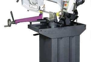 OPTIMUM S275NV Metal Band Saw -Industrial-Swivel Head-Variable Speed-Hydraulic Down Feed-Coolant