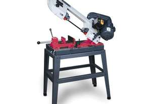 METEX by OPTIMUM S122 Metal Band Saw -with Stand-Swivel Head-3 Speed