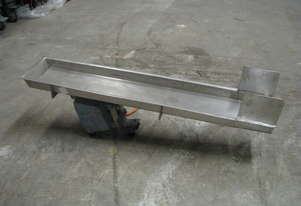 Vibrating Vibratory Tray Feeder