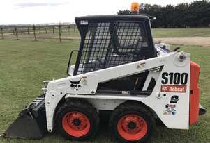 S100 Bobcat demo model with warranty