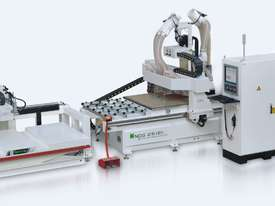 NANXING Auto Labeling Auto Loading & Unloading Flatbed Nesting CNC Machine NCG2512L - picture0' - Click to enlarge