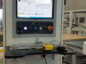 NANXING Auto Labeling Auto Loading & Unloading Flatbed Nesting CNC Machine NCG2512L - picture2' - Click to enlarge