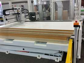 NANXING Auto Labeling Auto Loading & Unloading Flatbed Nesting CNC Machine NCG2512L - picture4' - Click to enlarge