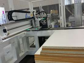 NANXING Auto Labeling Auto Loading & Unloading Flatbed Nesting CNC Machine NCG2512L - picture5' - Click to enlarge