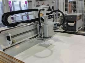 NANXING Auto Labeling Auto Loading & Unloading Flatbed Nesting CNC Machine NCG2512L - picture6' - Click to enlarge
