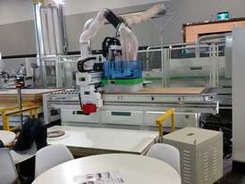 NANXING Auto Labeling Auto Loading & Unloading Flatbed Nesting CNC Machine NCG2512L - picture13' - Click to enlarge