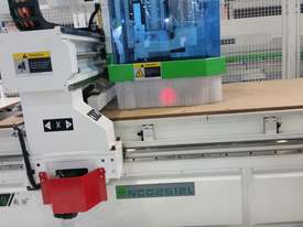 NANXING Auto Labeling Auto Loading & Unloading Flatbed Nesting CNC Machine NCG2512L - picture14' - Click to enlarge