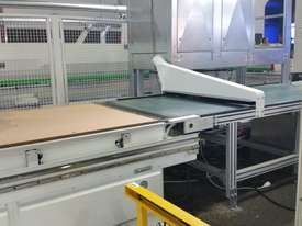 NANXING Auto Labeling Auto Loading & Unloading Flatbed Nesting CNC Machine NCG2512L - picture18' - Click to enlarge