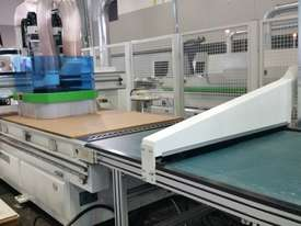 NANXING Auto Labeling Auto Loading & Unloading Flatbed Nesting CNC Machine NCG2512L - picture19' - Click to enlarge