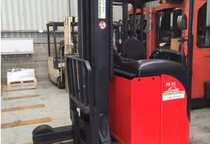 Linde R16 SERIES 115 - Electric High Reach Warehouse Forklift