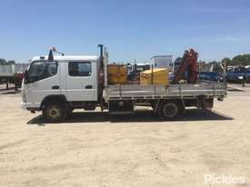 2007 Mitsubishi Canter FE83 - picture4' - Click to enlarge