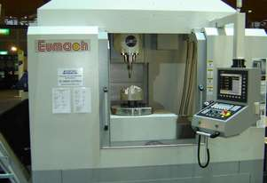 Eumach HSM-5XA & 5XC High Speed 5 Axis Machining Centres