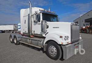 WESTERN STAR 4900FXT Prime Mover (T/A)