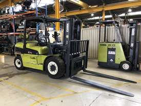 CLARK C50SL Counterbalance 5.0 Tonne LPG Forklift - picture0' - Click to enlarge