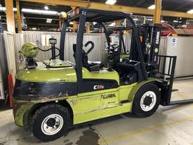 CLARK C50SL Counterbalance 5.0 Tonne LPG Forklift - picture1' - Click to enlarge