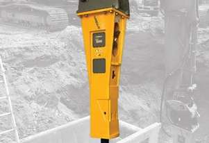 Indeco HP5000 Rock Breaker suits 30 - 40 T Excavators
