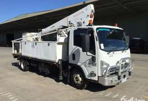 Isuzu 2013   NPR 400 Long