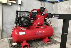BOSS 43CFM/10HP AIR COMPRESSOR