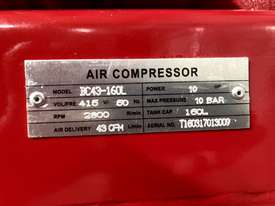 BOSS 43CFM/10HP AIR COMPRESSOR  - picture1' - Click to enlarge