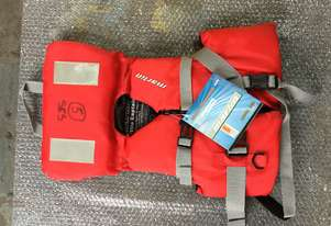 Life Jacket Buoyancy Vest Marlin Little Captain Level 100/40N