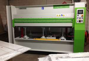 Biesse Blaze 120 Hydraulic Hot Press