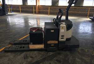 Electric Forklift Rider Pallet PE Series 2006 Warranty and Crown Services included
