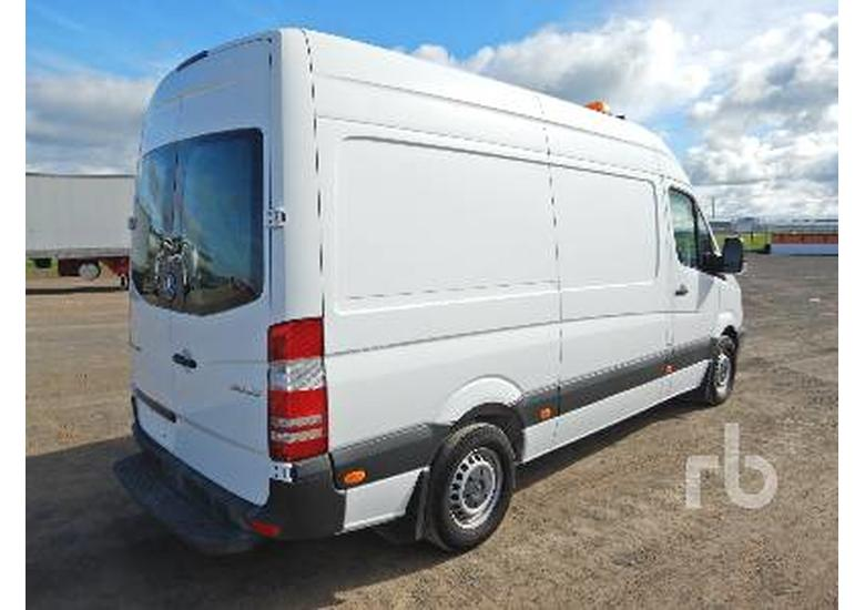 MERCEDES-BENZ SPRINTER 313CDI Van