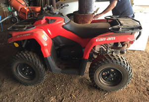 Can-Am Outlander ATV All Terrain Vehicle