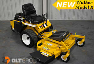 Walker Model R Series Zero Turn Mower 42 Inch Side Discharge Deck 21hp Petrol Residential Mower