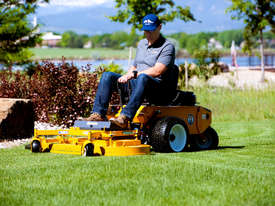 Walker Model R Series Zero Turn Mower 42 Inch Side Discharge Deck 21hp Petrol Residential Mower - picture0' - Click to enlarge