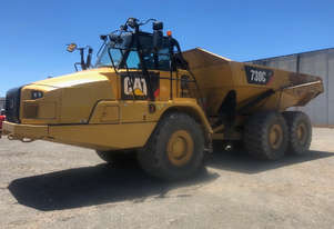 2014 Caterpillar 730C Articulated Off Highway Truck