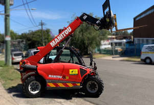 Manitou 2.5T 4WD All Terrain Telehandler MT625 FOR SALE