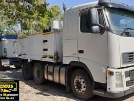 2007 Volvo & Hercules Tipper Combo, 520HP.  TS507 - picture0' - Click to enlarge